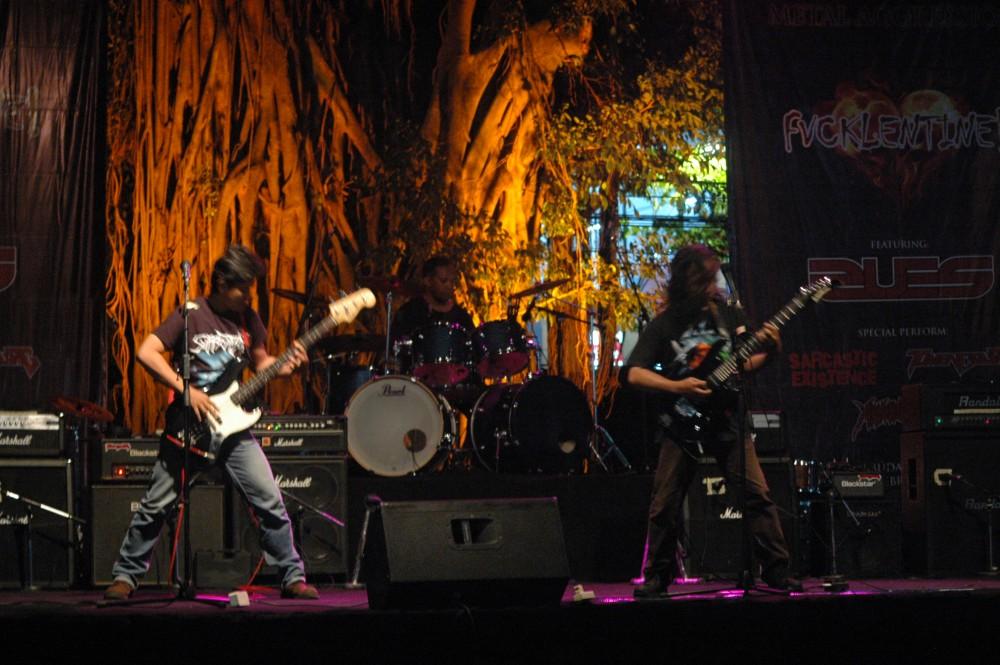 Foto - Pergelaran Musik Malam Taman Budaya #1, Rock Aggression