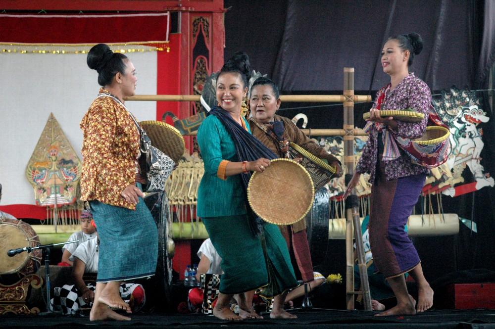 Foto - Gelar Seni Tradisi Sepanjang Tahun 2018: Kothekan Kendhali Rasa,Ngampilan, Kota Yogyakarta