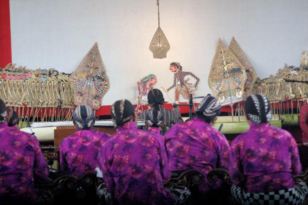 Foto - Gelar Seni Tradisi Sepanjang Tahun 2018: Wayang Kulit  Ki Wardjudi Wignyoswara