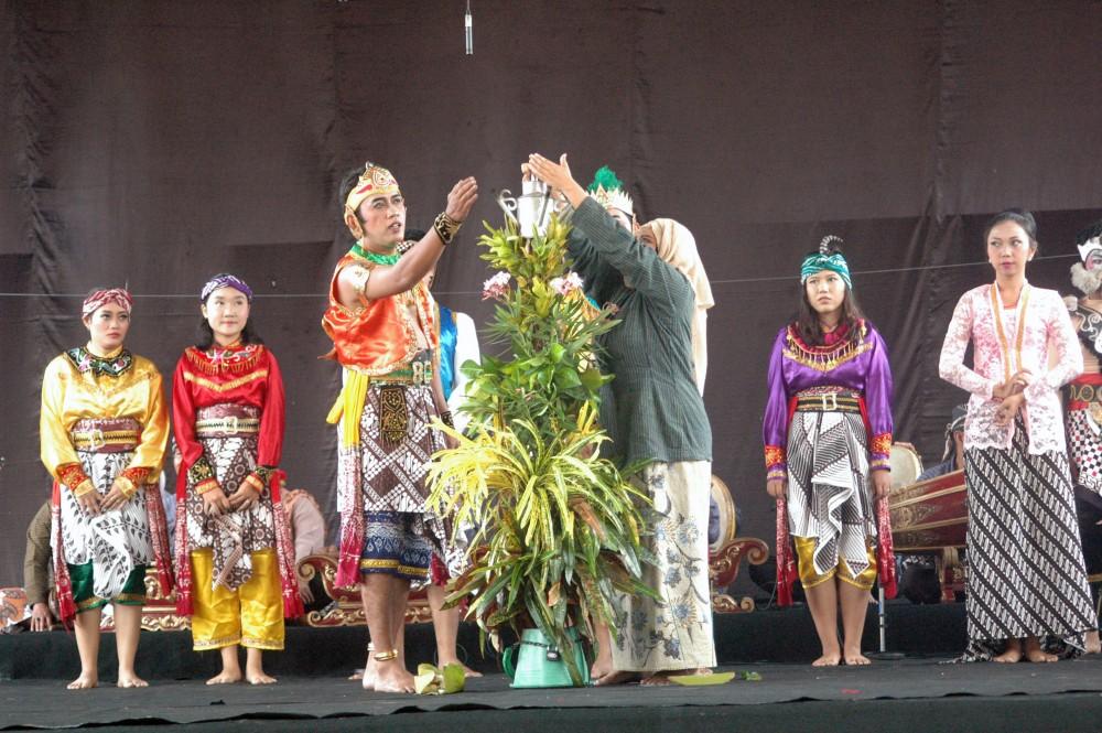 Foto - Gelar Seni Tradisi Sepanjang Tahun 2018: Srandul Purbo Budaya, Purbayan, Kotagedhe, Kota Yogyakarta