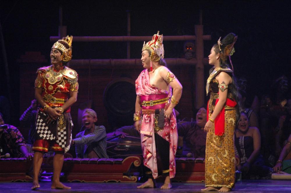Foto - Teater Ongkek: Genderuwo Wuyung