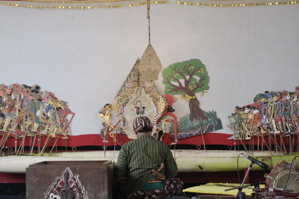Foto - Seni Tradisi Sepanjang Tahun 2018: Wayang Babad Sanggar Sejati