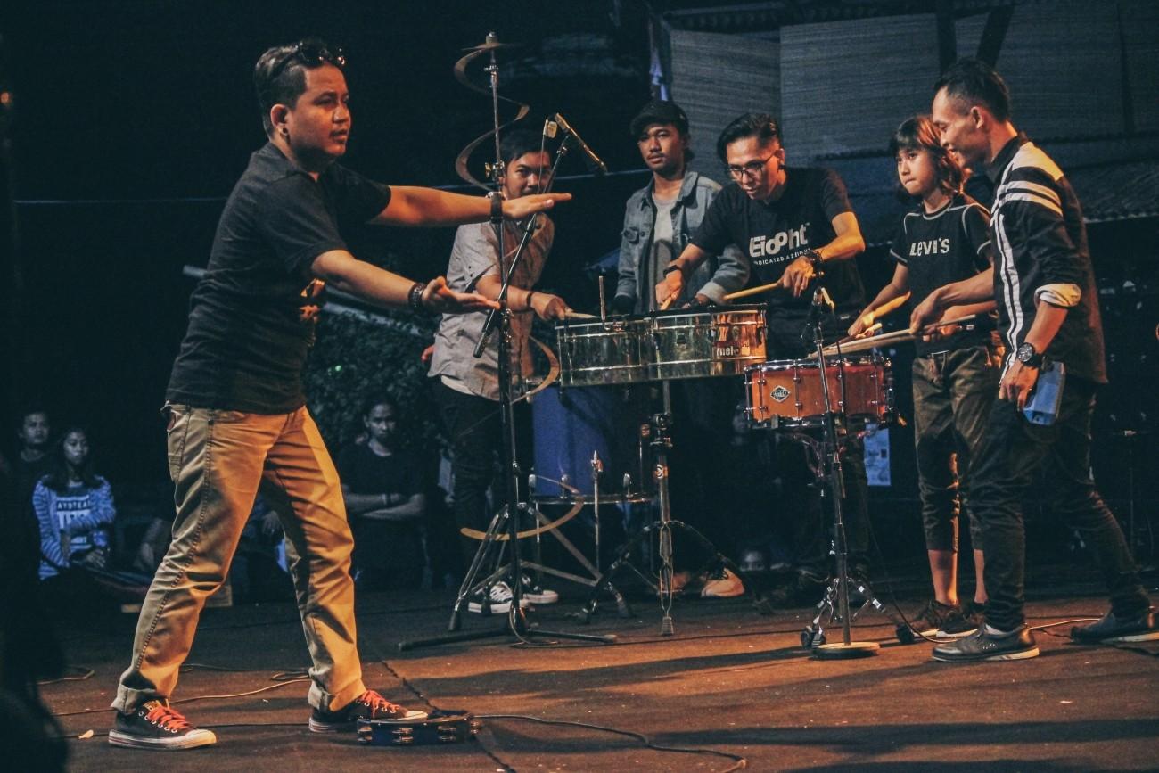Foto - Musik Malam, 26 Juni, Syawalan