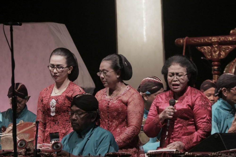 Foto - Gelar Karya Maestro: Napak Tilas Tjondrolukito, Maestro Sinden Tak Biasa