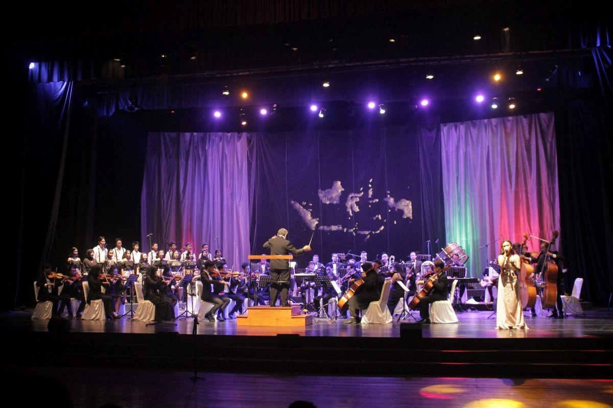 Foto - Konser Orkestra TBY