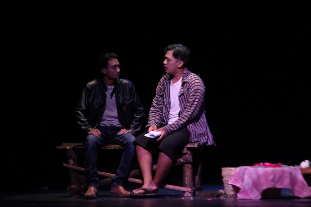 Foto - Pergelaran Teater  Ujian SMKI Bugisan