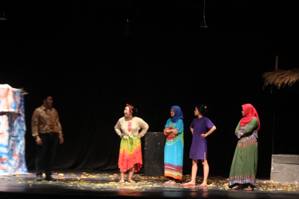 Foto - Pergelaran Teater ASET