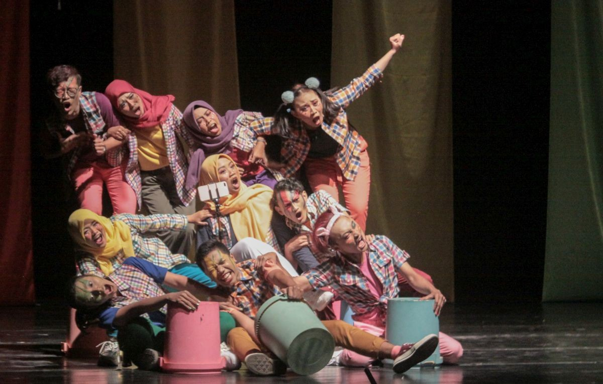 Foto - Parade Teater LINIMASA #3