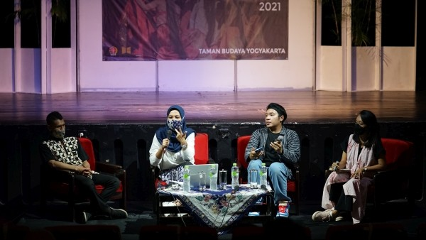 Foto - Sarasehan Mastaryo
