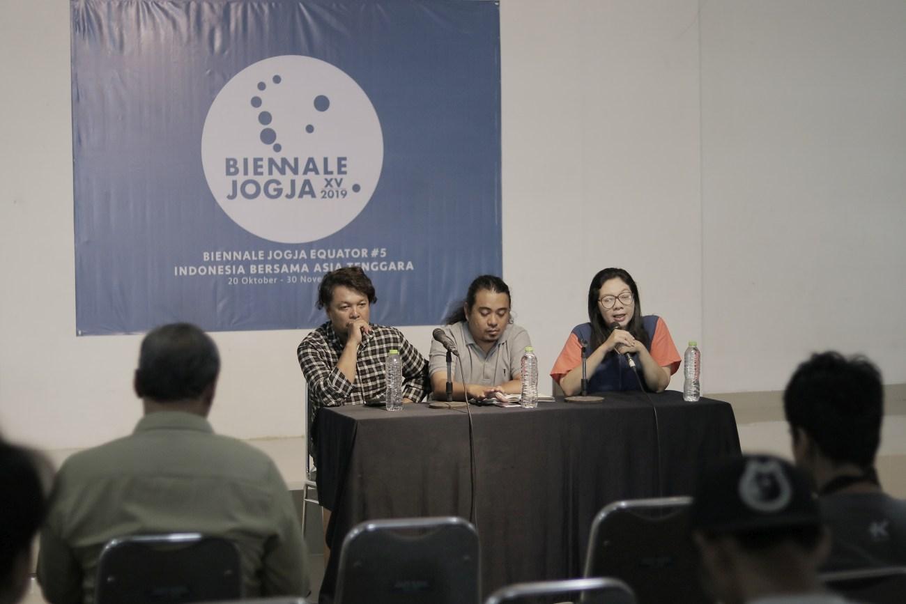 Berita - Biennale Siap 'Godog' Seniman Asia Tenggara