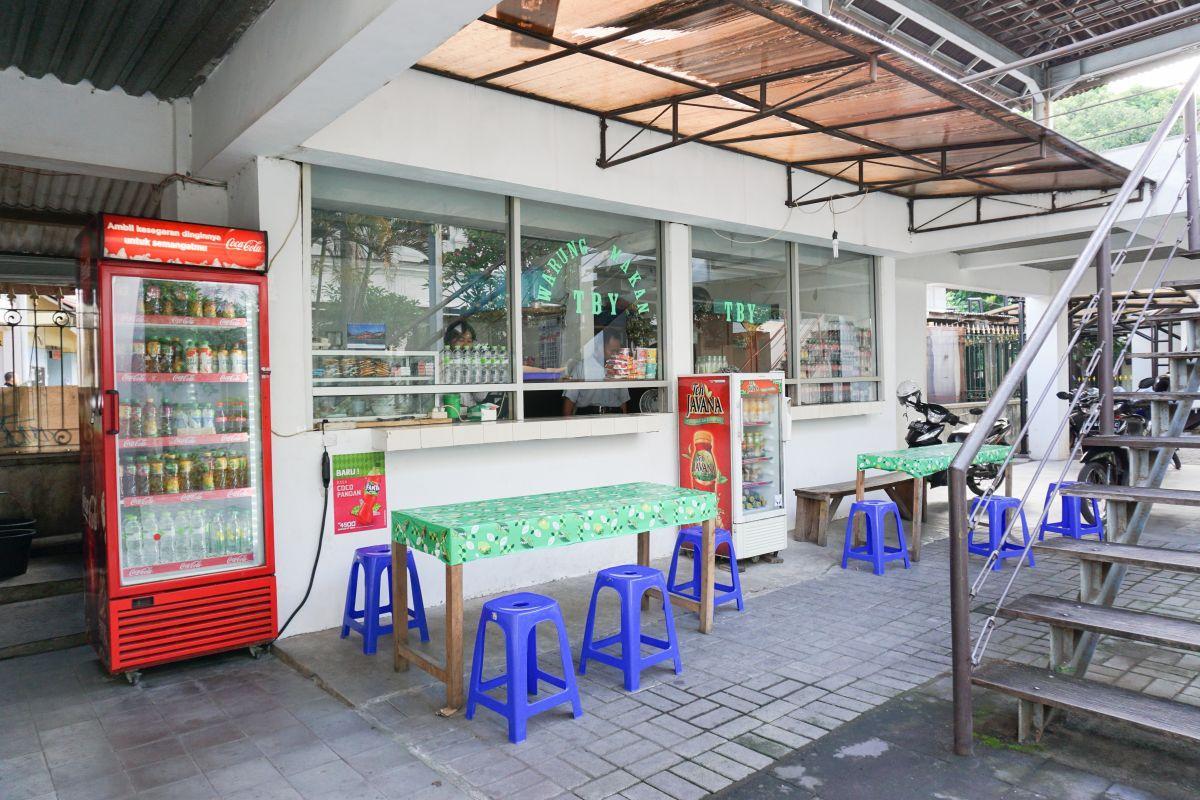Informasi Gedung - Kantin Taman Budaya Yogyakarta