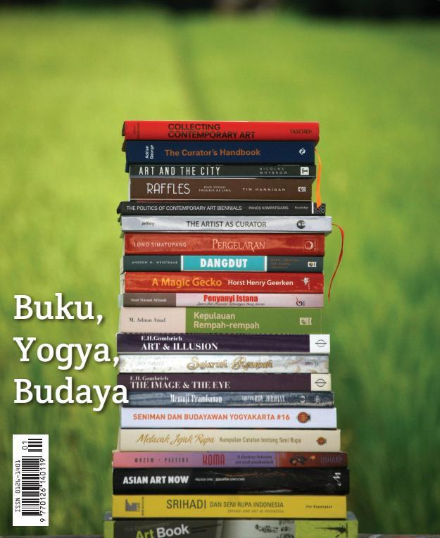 Mata Jendela - Mata Jendela Edisi I: Buku, Yogya, Budaya
