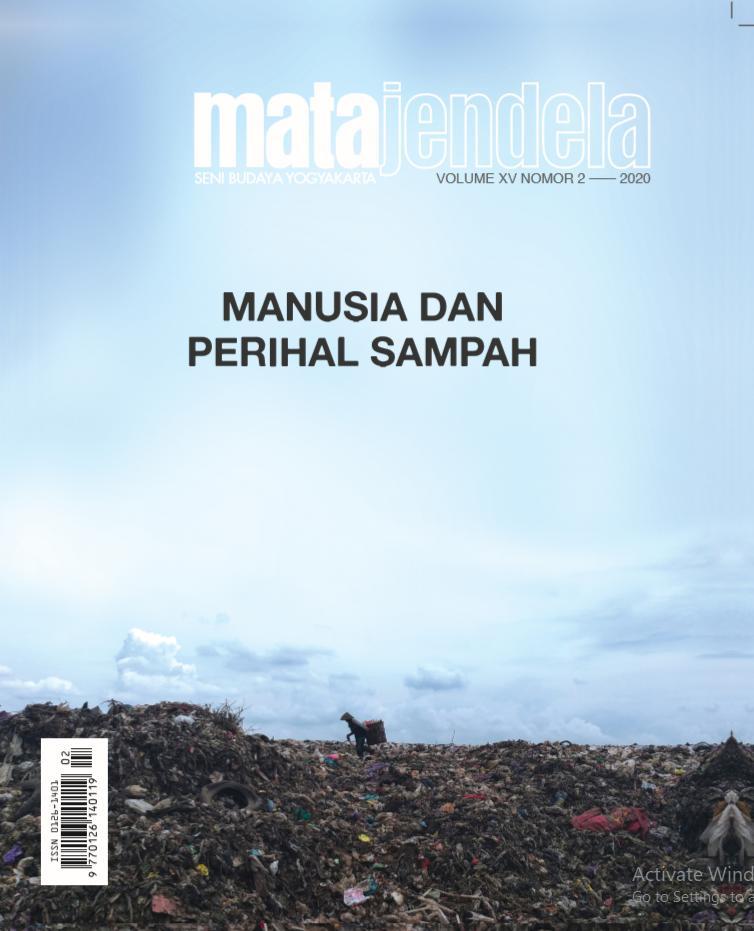 Mata Jendela - Mata Jendela Edisi ll: Manusia dan Perihal Sampah