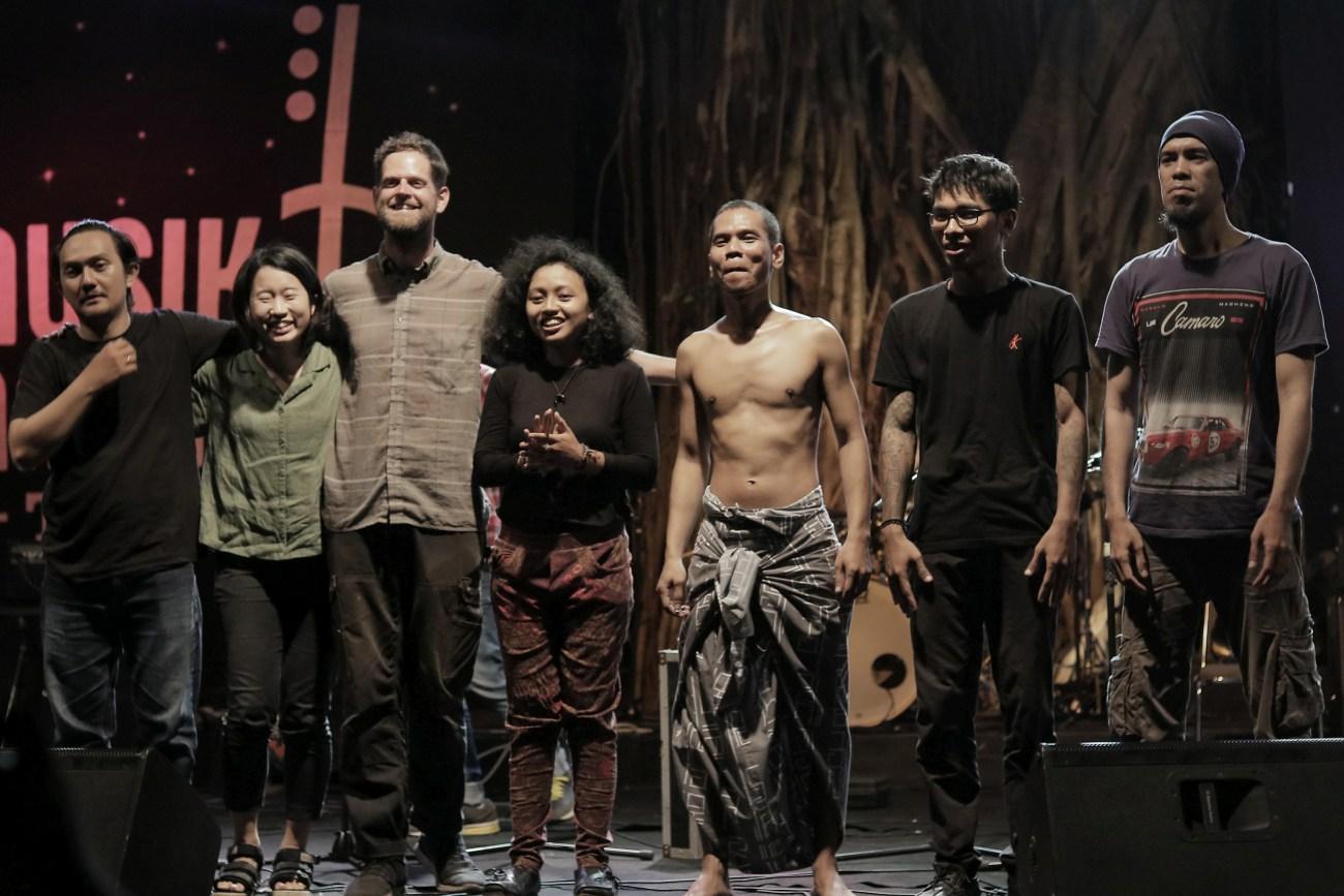 Berita - Taman Budaya Yogyakarta Kenalkan Musik Eksperimental