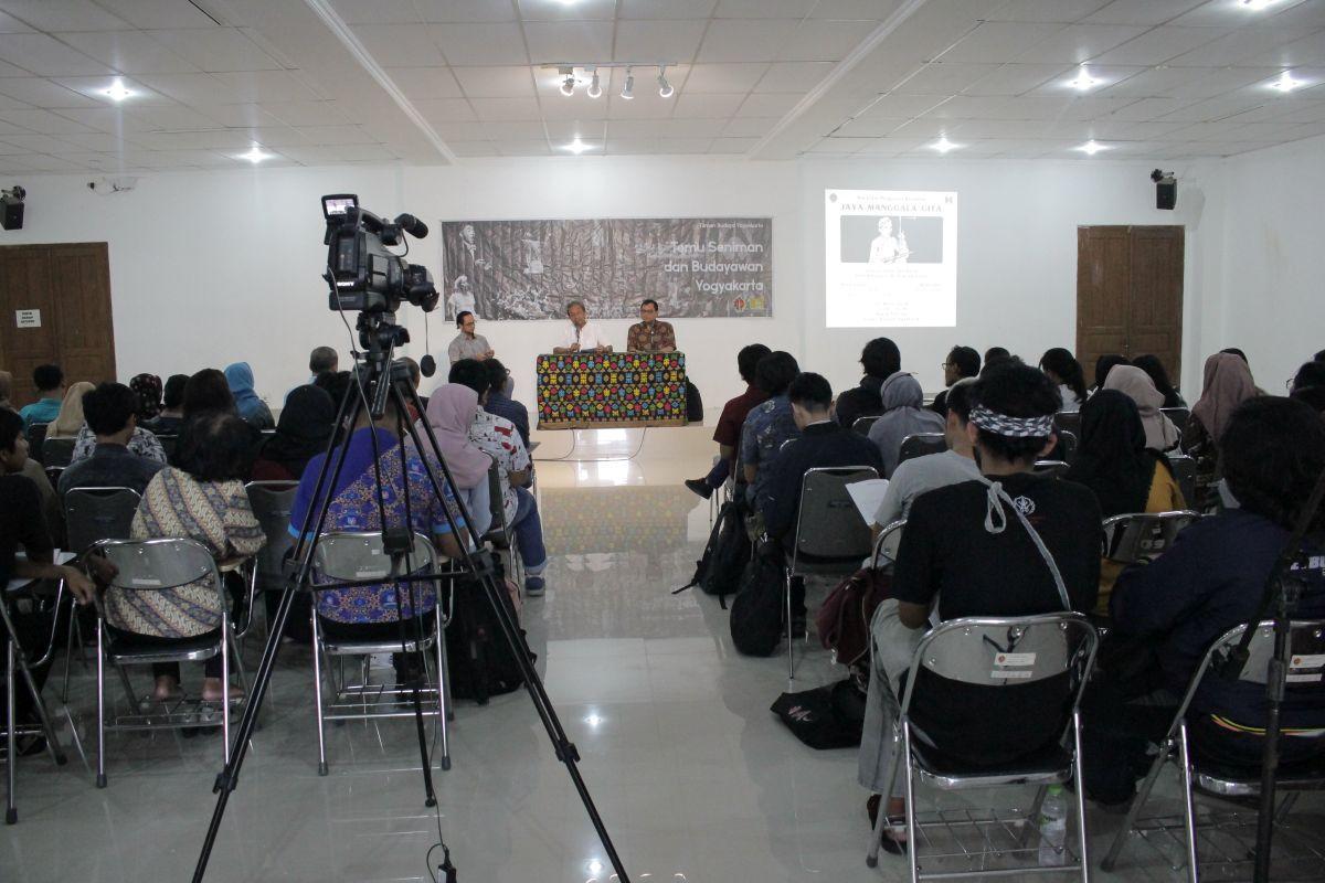 Informasi Gedung - Ruang Seminar